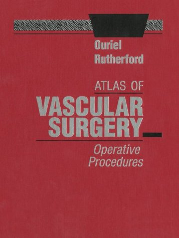 9780721669946: Atlas of Vascular Surgery: Operative Procedures