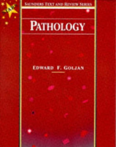 9780721670232: Pathology: Saunders Text and Review Series