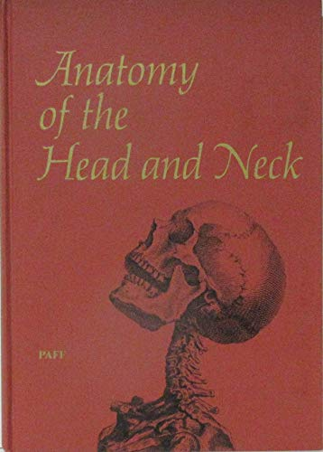 9780721670416: Anatomy of the Head and Neck