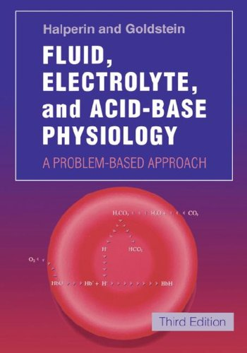 9780721670720: Fluid, Electrolyte and Acid-Base Physiology: A Problem-Based Approach, 3e