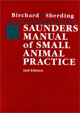 9780721670782: Saunders Manual of Small Animal Practice, 2e
