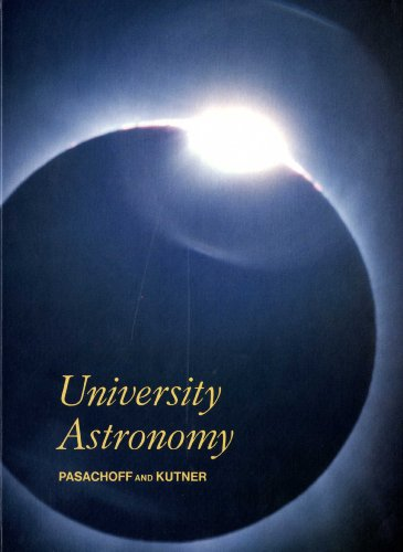 9780721670997: University Astronomy (Saunders golden sunburst series)