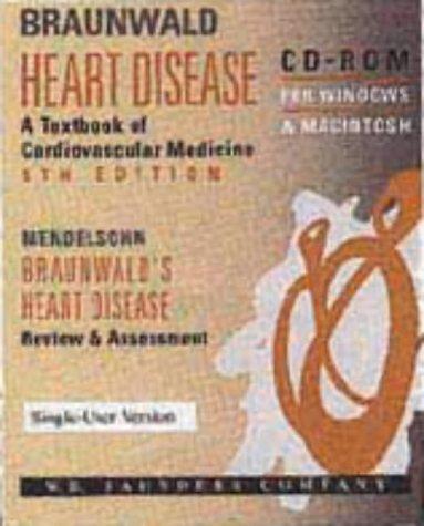 9780721671673: CD-ROM for Heart Disease: A Textbook of Cardiovascular Medicine