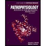 9780721671833: Pathophysiology: Biological and Behavioral Perspectives, Study Guide for Copstead & Banasik