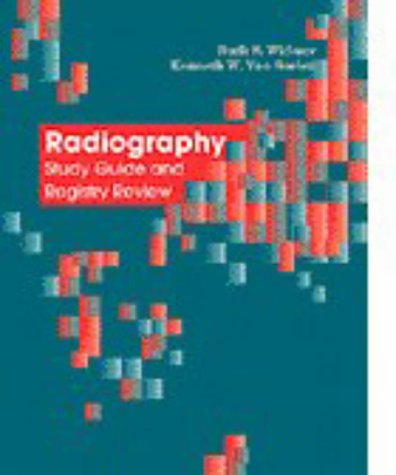9780721672892: Radiography Study Guide and Registry Review (With Diskette for Windows)