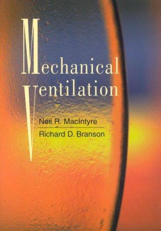 9780721673615: Mechanical Ventilation