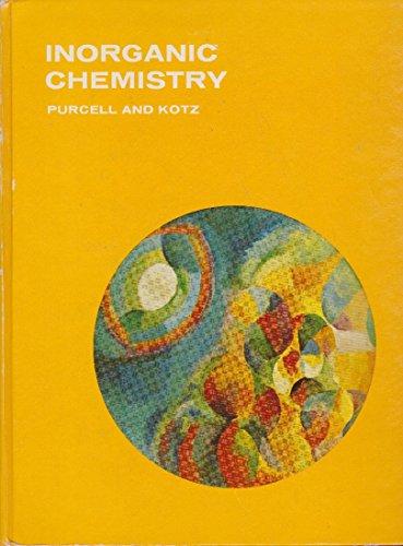 9780721674070: Inorganic Chemistry (Saunders golden sunburst series)