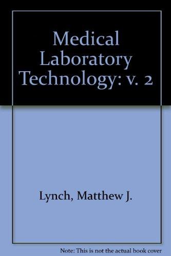 Medical Laboratory Technology: v. 2: Stanley S Raphael,