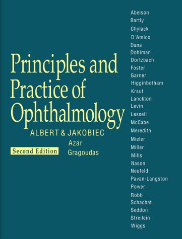 Principles and Practice of Ophthalmology (6-Volume Set): Albert MD MS,