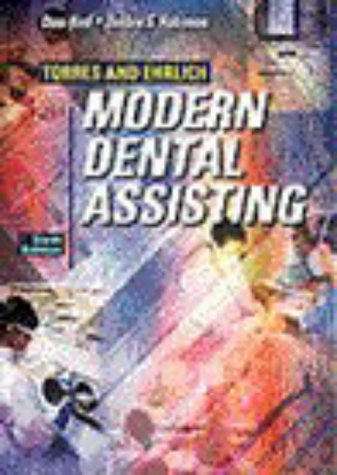 9780721676272: Torres and Ehrlich Modern Dental Assisting (Book with CD-ROM)