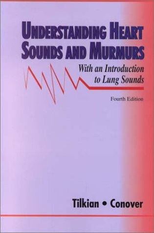 9780721676432: Understanding Heart Sounds and Murmurs: With An Introduction to Lung Sounds (Book with Audio CD-ROM)