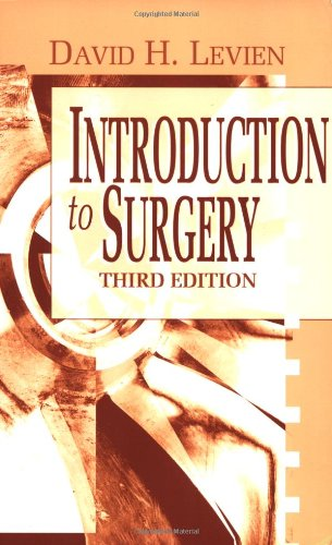 9780721676524: Introduction to Surgery, 3e