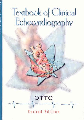 9780721676692: Textbook of Clinical Echocardiography