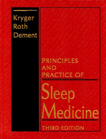 9780721676708: Principles and Practice of Sleep Medicine