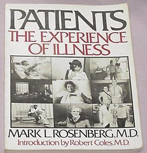 9780721677026: Patients, the Experience of Illness