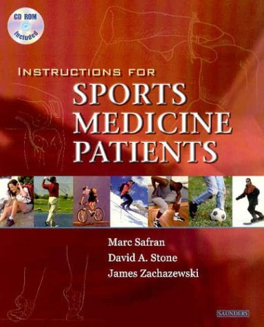 9780721677040: Instructions for Sports Medicine Patients