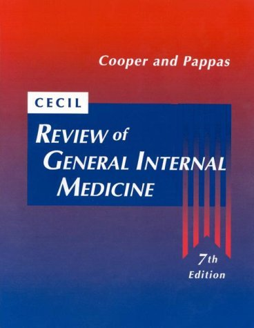 9780721677897: Cecil Review of General Internal Medicine