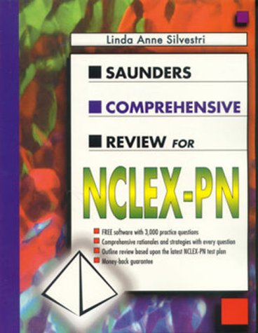 9780721677941: Saunders Comprehensive Review for NCLEX-PN (Book with CD-ROM for Windows & Macintosh)