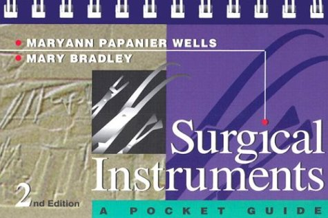 9780721678016: Surgical Instruments: A Pocket Guide