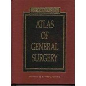 9780721678832: Atlas of General Surgery, 1e