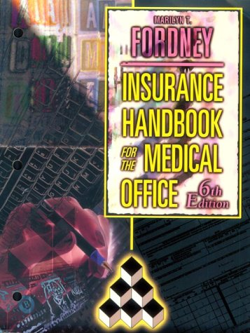 9780721678863: Insurance Handbook for the Medical Office (Book with CD-ROM for Windows)