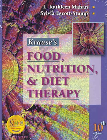 krauses food and the nutrition care process