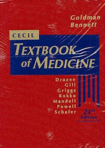 9780721679969: Cecil Textbook of Medicine, Single Volume (Cecil Medicine)