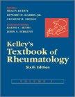 Kelley's Textbook of Rheumatology (Sixth Edition) (Volume: Ruddy,S et al