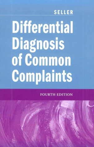 9780721680170: Differential Diagnosis Common Complaints