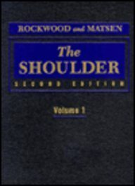 9780721681351: The Shoulder