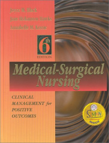 9780721681986: Medical-Surgical Nursing: Clinical Management for Positive Outcomes, Single Volume