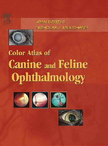 9780721682396: Color Atlas of Canine and Feline Ophthalmology