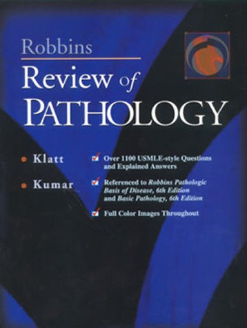 9780721682594: Robbins Review of Pathology