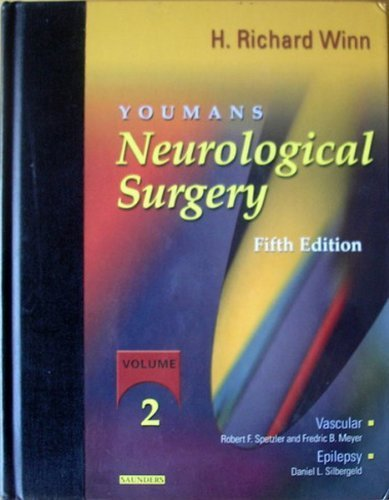 9780721682938: Youmans Neurological Surgery, Volume 2