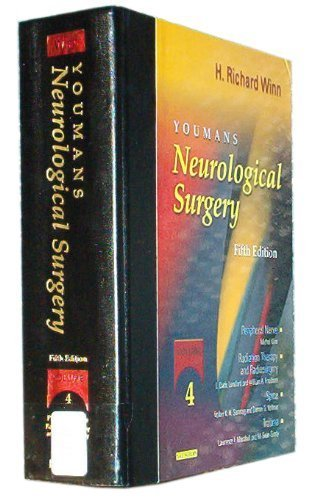 9780721682952: PART - Youmans Neurological Surgery: Volume 4: Vol 4