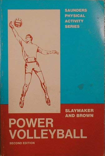 9780721683591: Power Volleyball (Physical Activity)