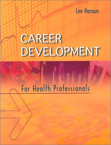 9780721684543: Career Development for Health Professionals