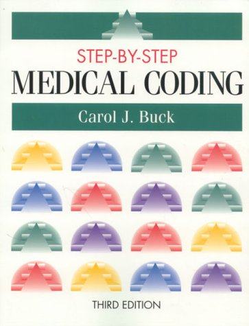 9780721684581: Step-By-Step Medical Coding