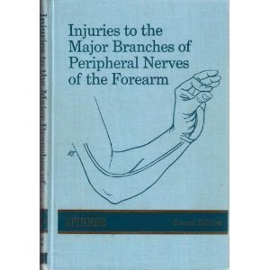 9780721685243: Injuries to Major Branches of the Peripheral Nerves of the Forearm