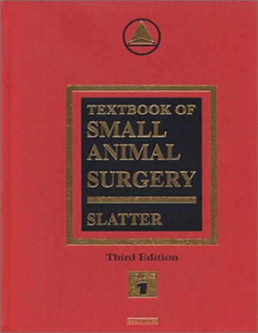 9780721686073: Textbook of Small Animal Surgery