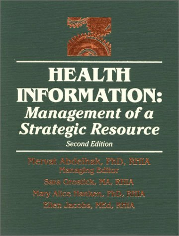 9780721686479: Health Information: Management of a Strategic Resource