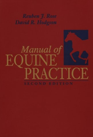 9780721686653: Manual of Equine Practice