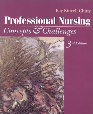 9780721687117: Professional Nursing: Concepts & Challenges (3rd Edition)