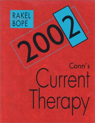 9780721687445: Conn's Current Therapy, 2002