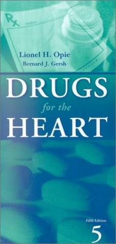 9780721687575: Drugs for the Heart