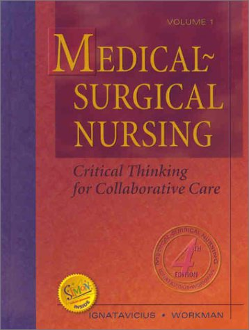 9780721687636: Medical-Surgical Nursing: Critical Thinking for Collaborative Care (2-Volume Set)