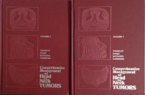 9780721688251: Comprehensive Management of Head and Neck Tumors, 2-Volume Set
