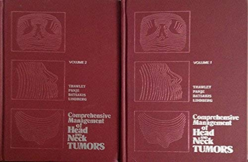 9780721688251: Comprehensive Management of Head and Neck Tumors