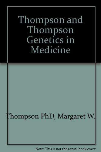 9780721688541: Genetics in Medicine