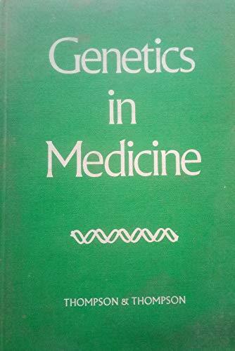 9780721688565: Genetics in Medicine